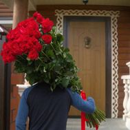 The largest roses - flowers and bouquets on df.ua
