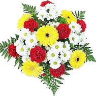 """Bright bouquet"" in the online flower shop df.ua"