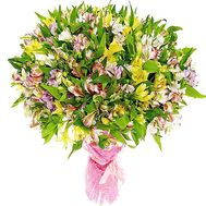Alstroemeria Bouquet 101 - flowers and bouquets on df.ua