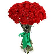 Bouquet of flowers from carnations - flowers and bouquets on df.ua