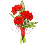 Bouquet of Amaryllis - flowers and bouquets on df.ua