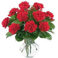Bouquet of carnations to buy - flowers and bouquets on df.ua