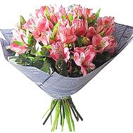 Bouquet of pink flowers - flowers and bouquets on df.ua