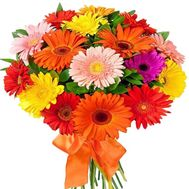 Bouquet with gerbera - flowers and bouquets on df.ua