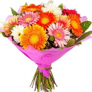 """Beautiful Gerberas"" in the online flower shop df.ua"