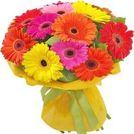 """Beautiful bouquet of gerberas"" in the online flower shop df.ua"