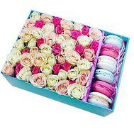Живые цветы с макаронами - цветы и букеты на df.ua