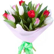 """11 tulips"" in the online flower shop df.ua"