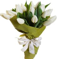 21 white tulip - flowers and bouquets on df.ua