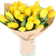 25 тюльпанов - цветы и букеты на df.ua