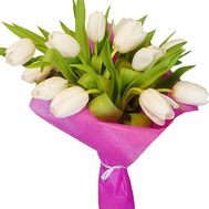 """White Tulips"" in the online flower shop df.ua"