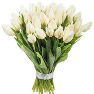 White tulips to buy - flowers and bouquets on df.ua