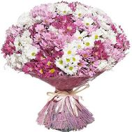 Large bouquet of chrysanthemum - flowers and bouquets on df.ua