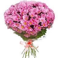 Букет квітів з хризантем - цветы и букеты на df.ua