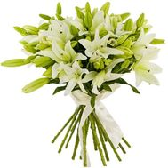 Bouquet of lily flowers - flowers and bouquets on df.ua