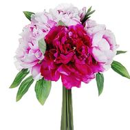 Букет из 5 пионов - цветы и букеты на df.ua