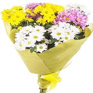 Bouquet of 7 chrysanthemums - flowers and bouquets on df.ua