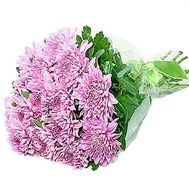 Bouquet of large chrysanthemums - flowers and bouquets on df.ua