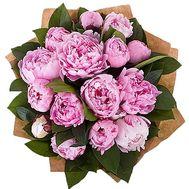 Букет из пион - цветы и букеты на df.ua