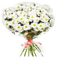 Букет з ромашок купити - цветы и букеты на df.ua