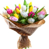 Bouquet of tulips - flowers and bouquets on df.ua