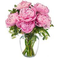 Букет пионов - цветы и букеты на df.ua
