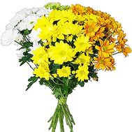 Bouquet with chrysanthemum - flowers and bouquets on df.ua