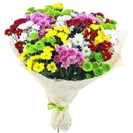 Chrysanthemum bouquet - flowers and bouquets on df.ua