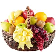 Fruit basket gift - flowers and bouquets on df.ua