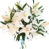 """Lilies bouquet"" in the online flower shop df.ua"
