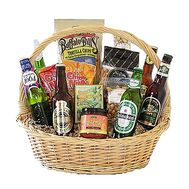 Beer basket for men - flowers and bouquets on df.ua