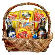 """Gift basket with beer for men"" in the online flower shop df.ua"