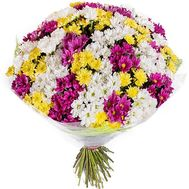 Chic bouquet of chrysanthemums - flowers and bouquets on df.ua