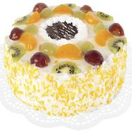 Fruit cake - flowers and bouquets on df.ua