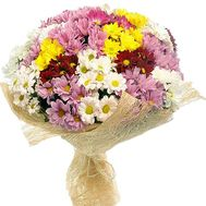 Bright bouquet for the girl - flowers and bouquets on df.ua