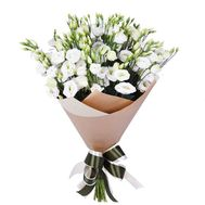 """Bouquet of lisianthus"" in the online flower shop df.ua"
