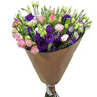 Bouquet of colorful oriental flowers - flowers and bouquets on df.ua
