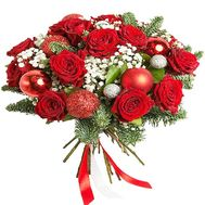 Bouquet for the New Year - flowers and bouquets on df.ua