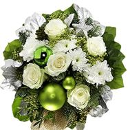 A bouquet for Christmas - flowers and bouquets on df.ua