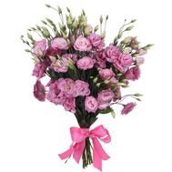 Bouquet of pink roses - flowers and bouquets on df.ua