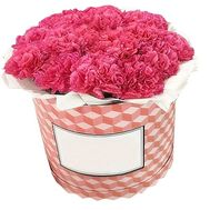 Flowers in a box order - flowers and bouquets on df.ua