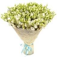 Beautiful bouquet of eustoma - flowers and bouquets on df.ua