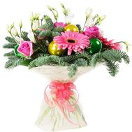 New Year Bouquet - flowers and bouquets on df.ua