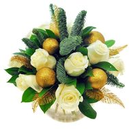 Christmas bouquet - flowers and bouquets on df.ua