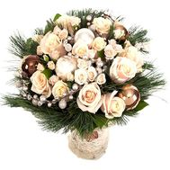 Happy New Year flowers - flowers and bouquets on df.ua