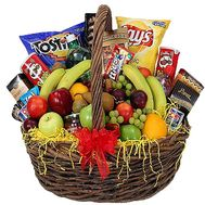 Gift basket for a man - flowers and bouquets on df.ua