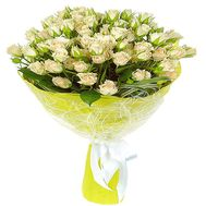 """13 cluster roses"" in the online flower shop df.ua"