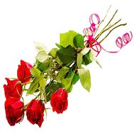 """5 roses 1 meter"" in the online flower shop df.ua"