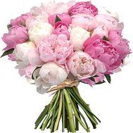 Большой букет пионов - цветы и букеты на df.ua