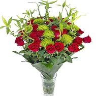 Bouquet of flowers for the man - flowers and bouquets on df.ua